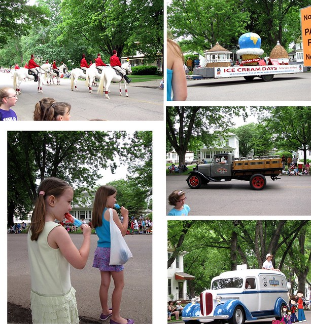Ice Cream Days Parade