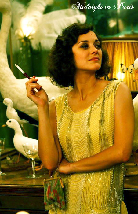 midnight in paris marion