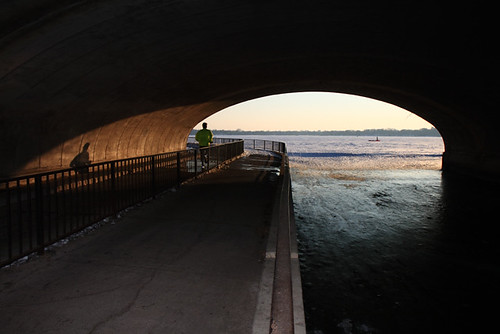 Lake Calhoun Bridge 5795