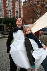 Anneke & Els @ Marollen