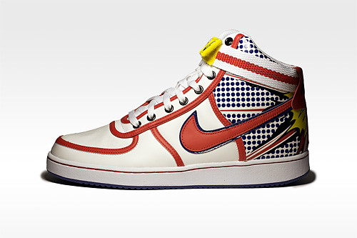 "Nike Vandal Premium ""Pop Art: Roy Lichtenstein"""