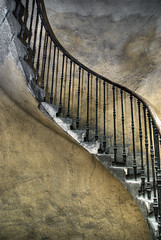 rusty old DNA (pihe) Tags: old stair pentax flash budapest rusty stairway smc unused supershot mywinners k10d pentaxk10d aplusphoto superbmasterpiece pentaxaf540fgz pentaxda1855mmf3556al csrgeszabolcs szabolcsjcsorge dezoxiribonukleinsav alarecherchedutempperdu csorgehu
