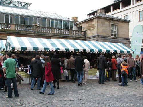 Irish food market