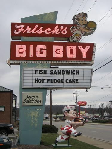 Frisch's Big Boy - Milford, Ohio