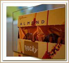 Almond Pocky (Zeetz Jones) Tags: pocky tribute pk product oob pinoykodakero jobywankenobi almondpocky