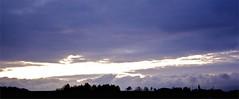 Lawine ? (knipz!) Tags: schnee sunset sky clouds cloudy wolken lawine bewlkt bassenheim