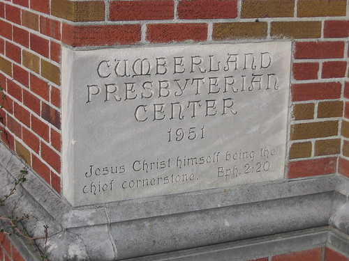 The Cornerstone of Cumberland Presbyterian