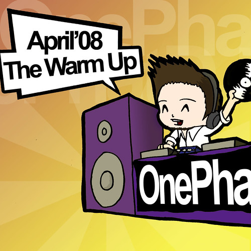 Apr '08 - The Warm Up artwork