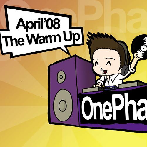 Apr '08 - The Warm Up artwork