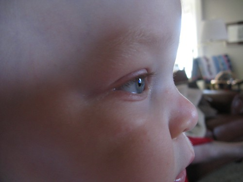 Through a baby's eyes