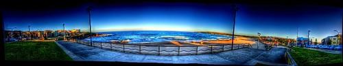 Maroubra Beach HDR Panorama