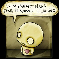 if my heart had a face (patheticpoetic) Tags: pon zi
