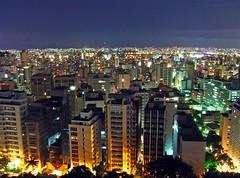 """Sampa"" (Luiz Henrique Assunção) Tags: brazil brasil buildings sãopaulo sony sampa noturna paulo v1 são nocturne prédios licassuncao"
