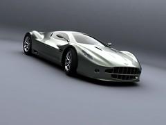 Aston Martin Supercar Concept 4