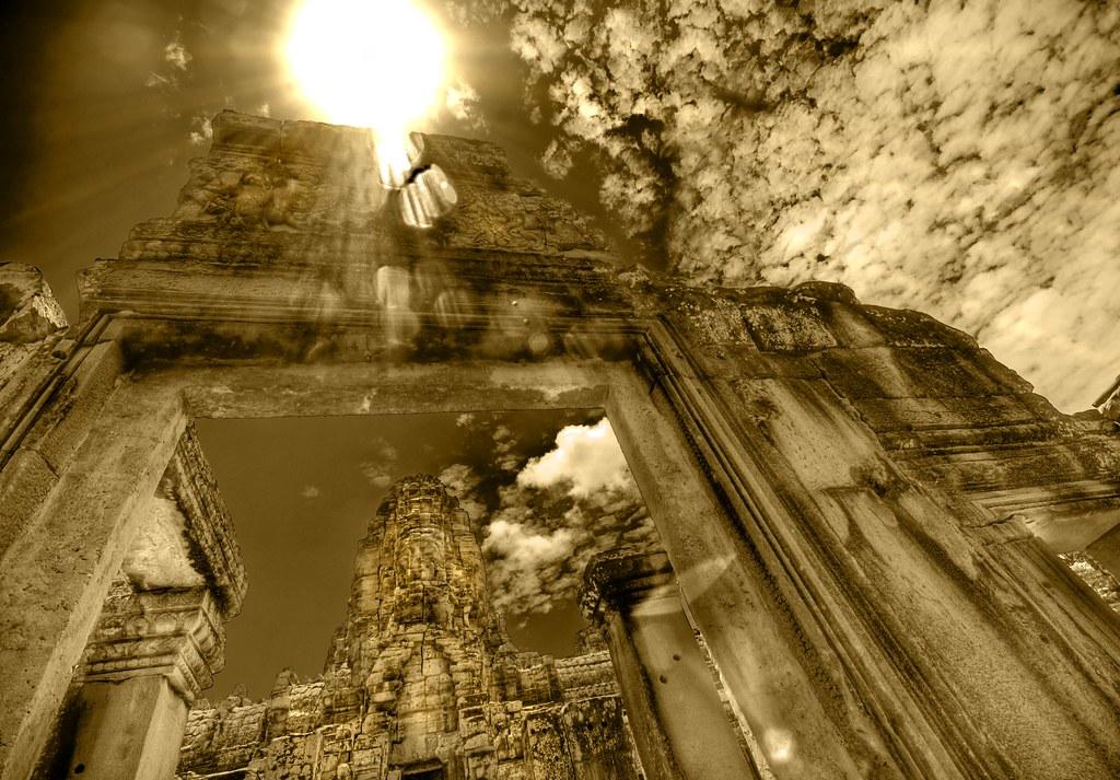 The Burning Sun in Cambodia