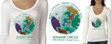 Kinship Circle - Shirt Collage