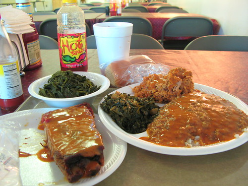 Big T's BBQ, North Columbia SC by you.
