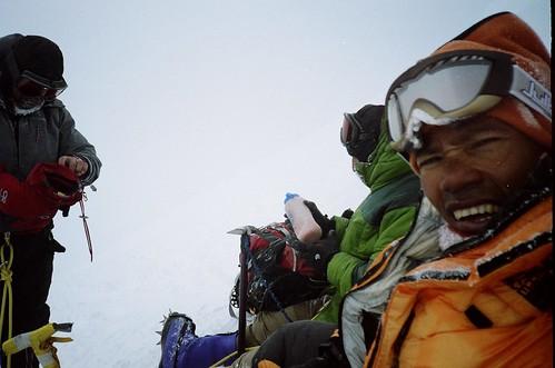 Mt. Denali Climb