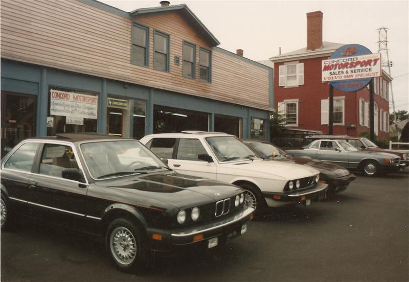Concord Motorsport (original location) 1 (Medium)