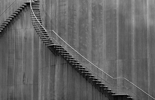 Stair Porto Exterior