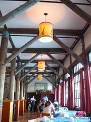 Paradise Inn的餐廳