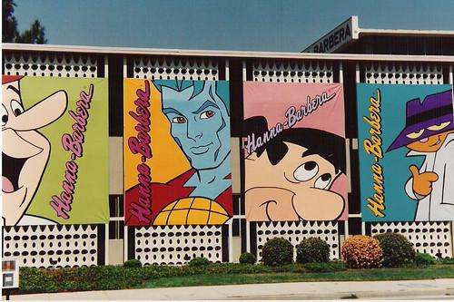 Flickriver: Photoset 'Hanna-Barbera Studio' by kerrytoonz