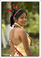 Berlin Bo (Arif Siddiqui) Tags: travel india girl beauty rain forest young tribes ethnic northeast cultures arif arunachal tribals siddiqui arunachalpradesh nocte northeastindia arunachalpradeshindia arunachali