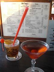 Mai-Tai and Martini