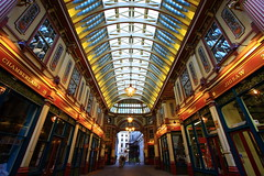 Leadenhall Market (Michele Di Sei) Tags: london canon leadenhallmarket londres londra 1022mm