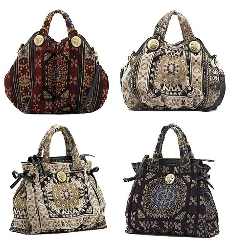 gucci tapestry bag purse fall winter