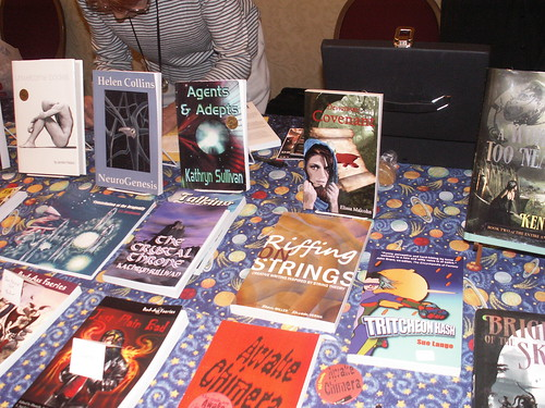 Readercon, Broad Universe Table
