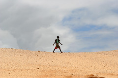 Walking in Bazaruto Islands. (cookiesound) Tags: life africa trip travel summer vacation portrait people woman holiday travelling beach canon walking photography sand reisen fotografie urlaub beachlife canoneos minimalistic mozambique poeple reise bazaruto travelphotography vilanculos traveldiary travelphotos reisefotografie bazarutoisland travelshots reisefotos reisetagebuch runningonbeach reisebericht minimalisticphoto travellifestyle cookiesound walkinginsand nisamaier poeplewalking ulrikemaier womanofafrica bararuto bararutoisland africanpoeple womanwalkinginsand poepleonbeach beachinafrica beachinmozambique lifeonbeach beachbazarutoisland