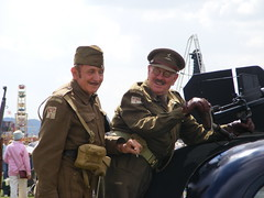 Dad's Army (mre1965) Tags: england history hampshire airshow ww2 dadsarmy homeguard middlewallop