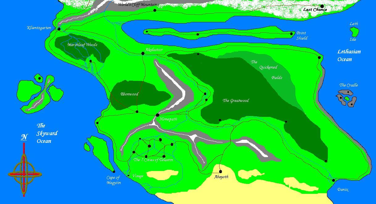 Overworld Map