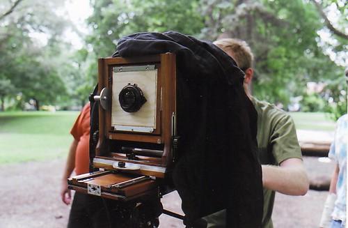 Large Format Camera