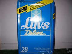 Luvs-1987-02 (Vintage Luvs) Tags: old girls boy baby boys girl vintage babies ad ab diaper plastic loves diapers dl pampers disposable huggies luvs abdl olddisposable