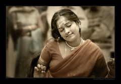 Goddess (Light and Life -Murali ) Tags: india colors smile temple dance women bangalore goddess tradition karnataka ulsoor someshwara someshwaratemple