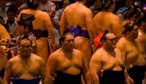 2732011461 54c053be8c Sumo: deporte mítico del Japón