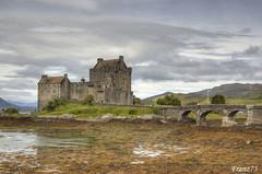 Eilean Donan Castle (franz75) Tags: uk panorama castle film d50 movie scotland highlands nikon unitedkingdom highlander clan castello hdr eileandonan landscap ecosse scozia wowiekazowie