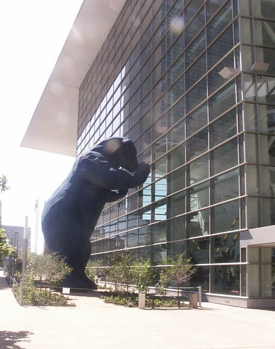 Colorado Convention Center Bear
