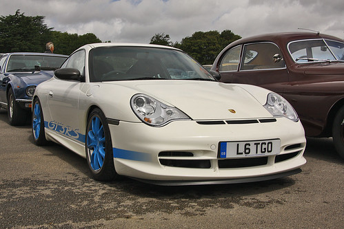 Porsche 911 GT3 RS Information