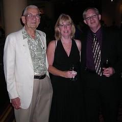 John Eshbach, Dee and Wayne Homren