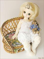 Babies and bears (MiriamBJDolls) Tags: doll sd bjd superdollfie volks limitededition carlota yosd hinaichigo babiesandbears dollsparty18