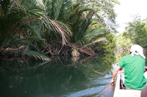 Das Abenteuer beginnt mit dem Kanu