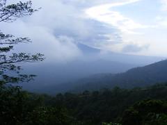 Gunung Agung dari Lempuyang