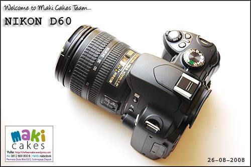 Nikon D60 - Maki Cakes