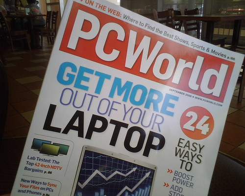PC World, Sept 2008 Issue (2of2)
