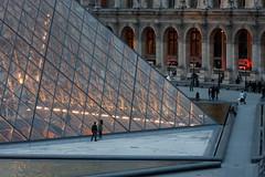 Pyramide du Louvre (jver64) Tags: paris france pyramid louvre pyramidedulouvre pyramidmadeofglassandsteel