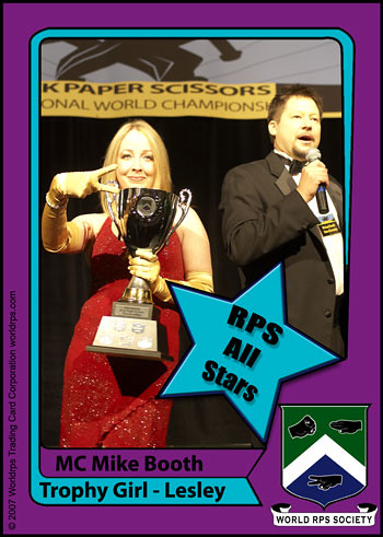 2008 RPS Trading Card Series
