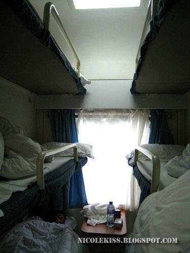 crumpled bedsheet